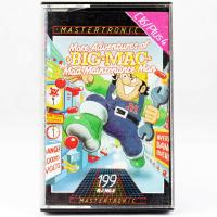 More Adventures of Big Mac: The Mad Maintenance Man (C16 og Plus/4, Cassette)