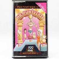 Mr. Puniverse (C16 og Plus/4, Cassette)