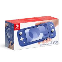 Nintendo Switch Lite Blue konsol