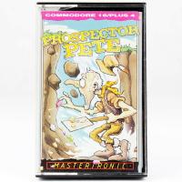 Prospector Pete (C16 og Plus/4, Cassette)