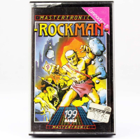 Rockman (C16 og Plus/4, Cassette)