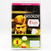 Steve Davis Snooker (C16 og Plus/4, Cassette)