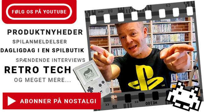 Følg WTS Retro på YouTube