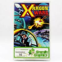 Xargon Wars (C16 og Plus/4, Cassette)