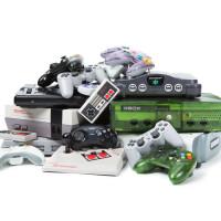 Spil og konsoller